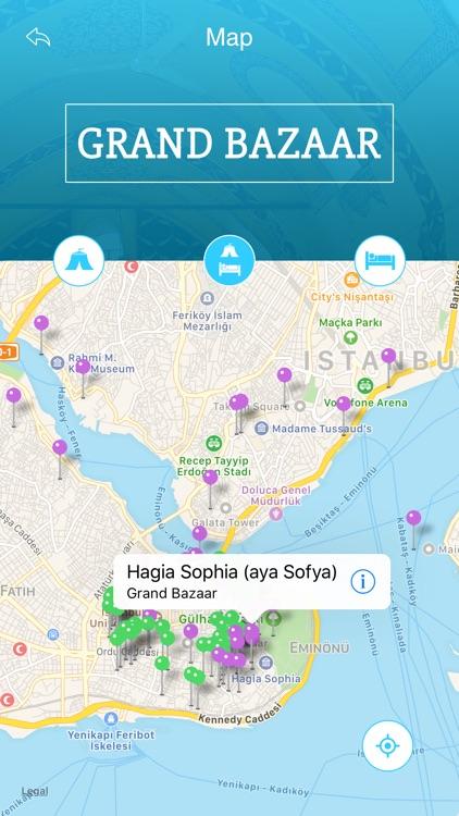 Grand Bazaar - Istanbul screenshot-3