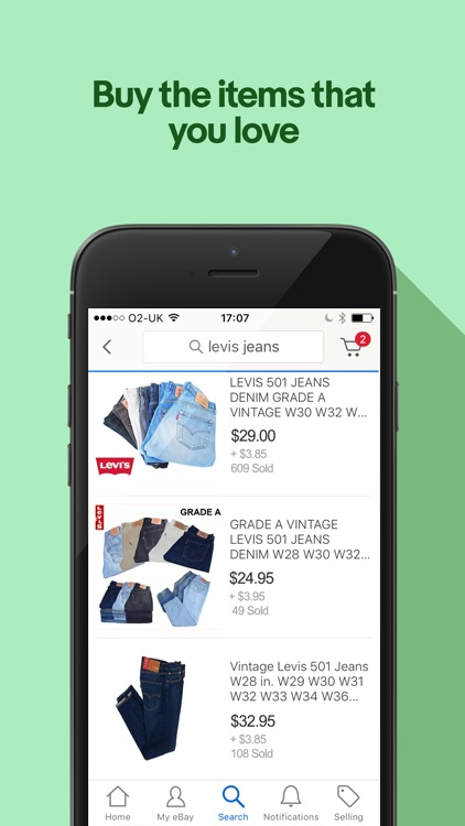 eBay: Best App to Buy, Sell, Save! Online Shopping app image