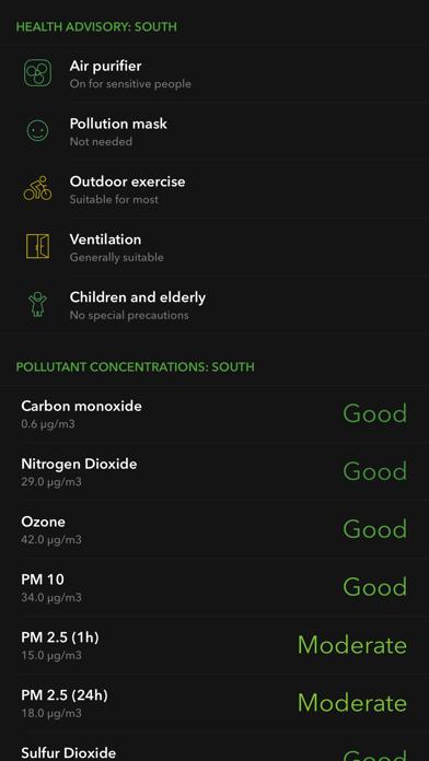 Singapore Air Qualityのおすすめ画像3