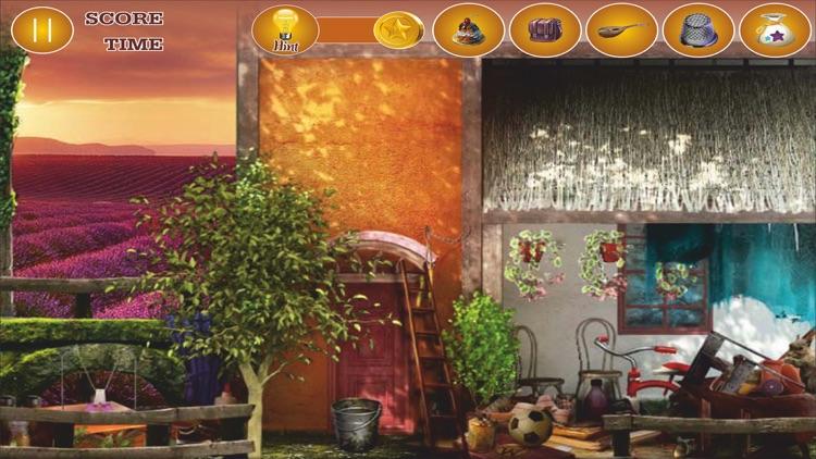 Hidden object: Garden secrets mystery