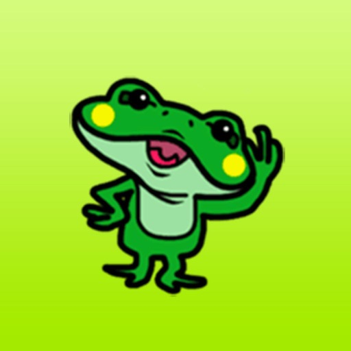Funny Frog!