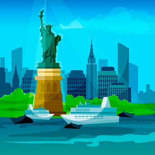 New York 2017 — offline map and navigation!
