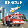 911 Airplane Emergency Rescue Sim 3d