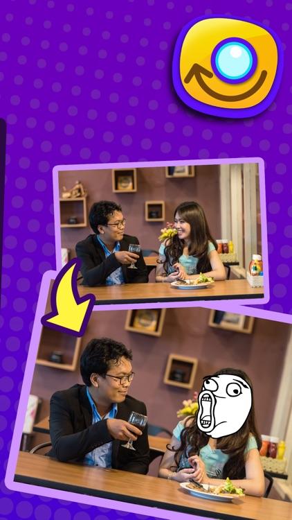 Troll Face Camera & Meme Creator: Rage Comic Maker screenshot-3