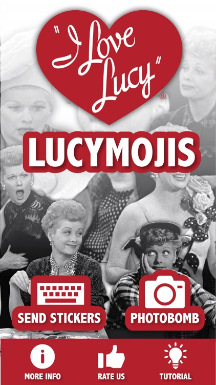 LUCYMOJIS – The I Love Lucy™ Official Emoji App
