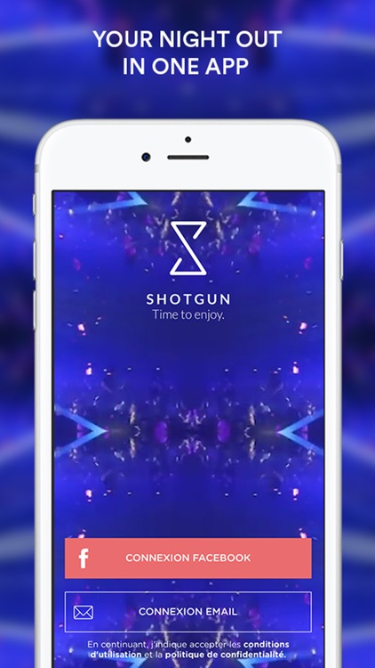 Shotgun: Tickets for Electronic Music Events