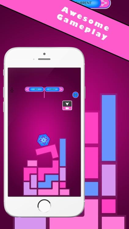 Tricky Unicorn Six! Hexagon Block Game screenshot-4
