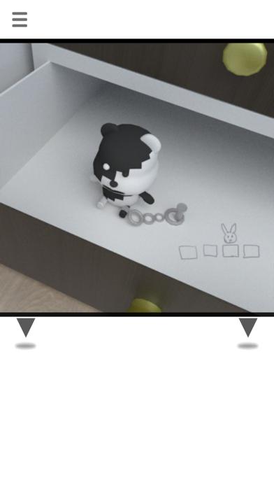脱出ゲーム -白黒-のおすすめ画像2