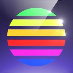 Disco Music Strobe Light