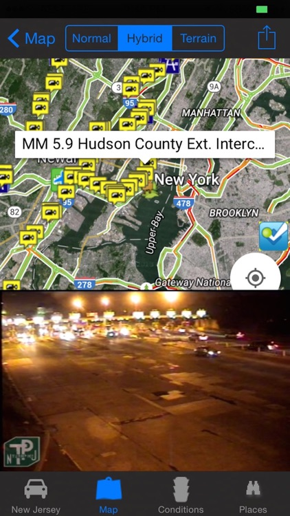 I-80 Road Conditions and Traffic Cameras Pro screenshot-3