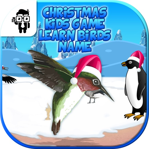 Christmas Kids Game Learn Birds Name