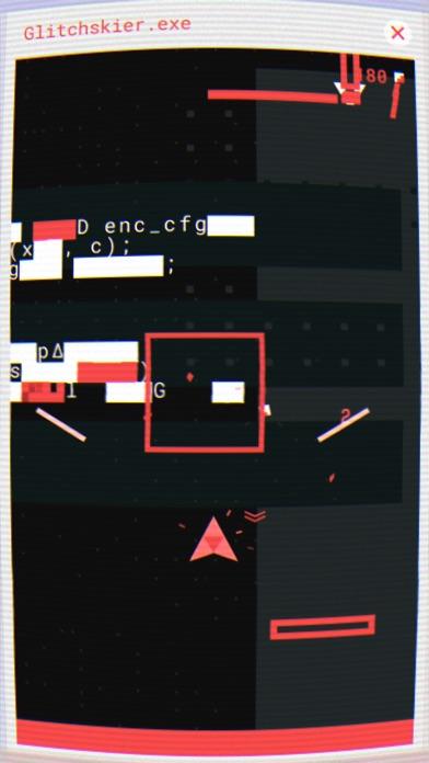 Glitchskier Screenshot 2