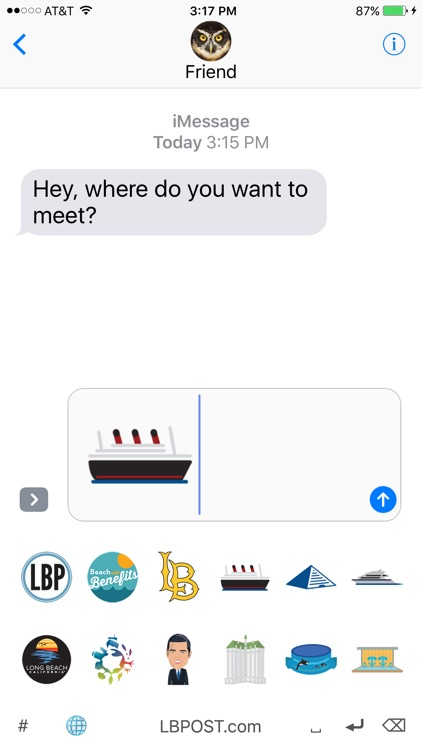 LBMoji screenshot-1