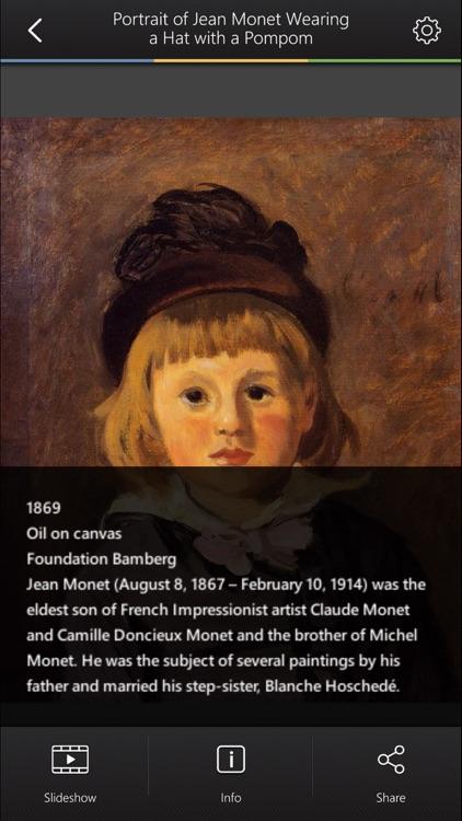 Claude Monet Art: Virtual Museum screenshot-4