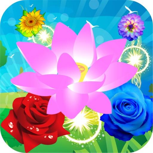 Flower Garden Blast - Sweet Rose