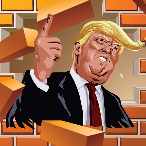 Download WallTrump free for iPhone, iPod and iPad