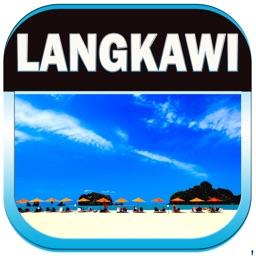Langkawi Island Offline Travel Map Guide