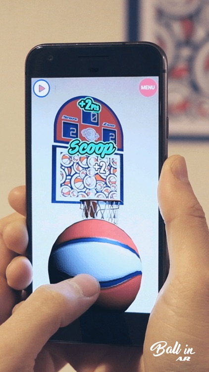 Ball in AR screenshot-2