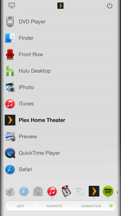 Screenshot for Rowmote Pro: Remote Control for Mac in Denmark App Store
