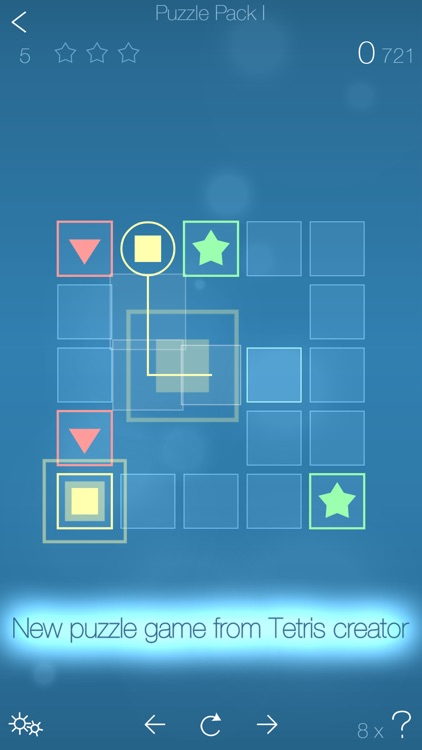 Symbol Link - Game Challenges from Tetris Inventor screenshot-0