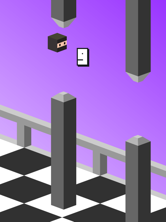 Ninja Jump Challenge for Watch screenshot 6