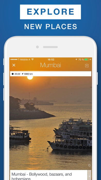 Mumbai - Travel Guide & Offline Map