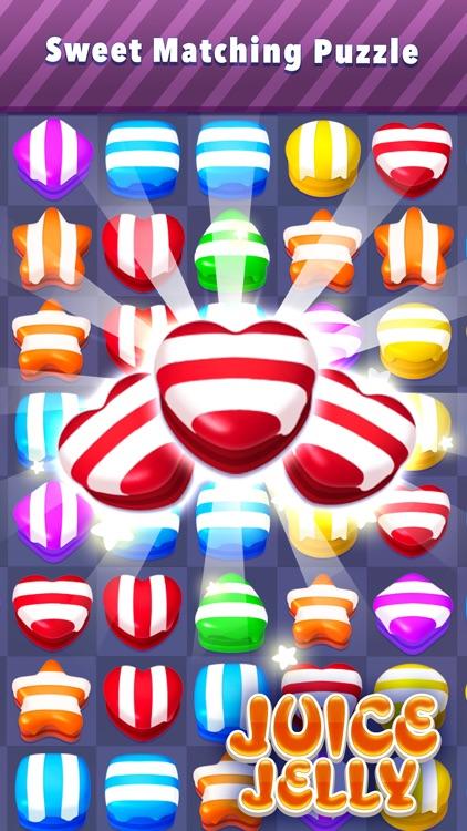 Juice Jelly - Blast Match 3 Games Online screenshot-4