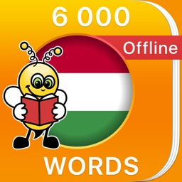 6000 Words - Learn Hungarian Language & Vocabulary