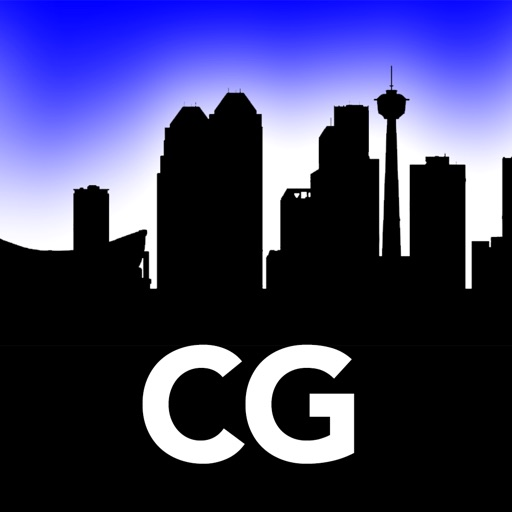 CGnow: Calgary Alberta Canada News Weather Traffic icon