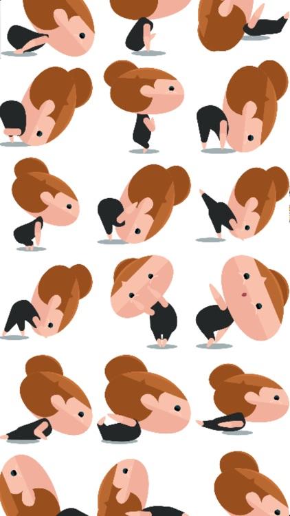 Yoga Emojis