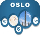 Oslo Norway Offline City Maps with Navigation icon