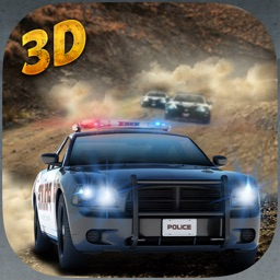 OffRoad Police Chase 3D