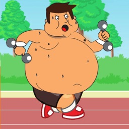 Steppy Fit Jump: The Fat Pants Game