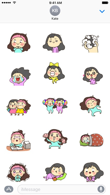 Spicy Sisters - NHH Animated Stickers