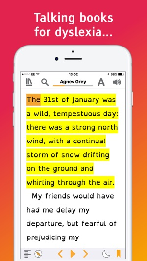 Dolphin easyreader on the app store screenshots fandeluxe Gallery