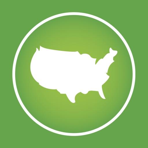 US Public Land - Offline Map