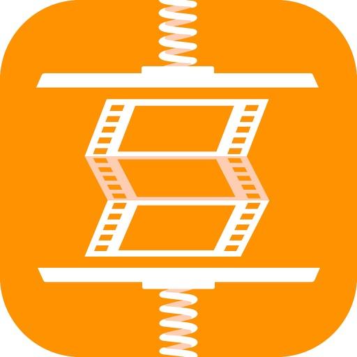 Video Compressor 2 - Phone Photo Album Space Saver iOS App
