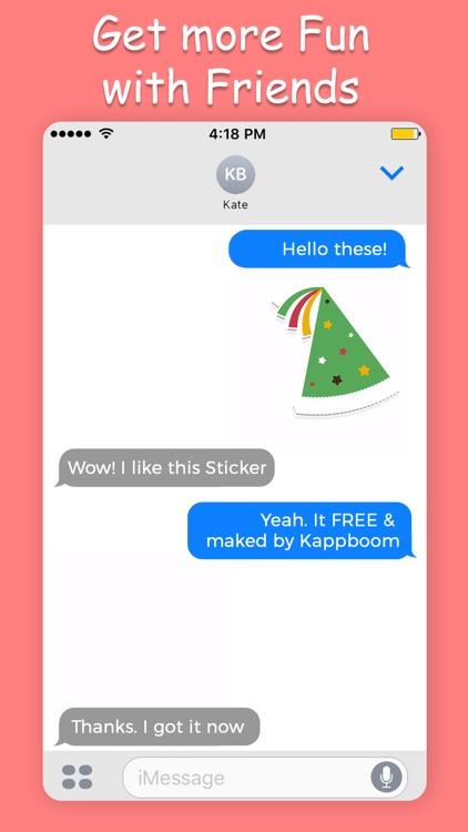 Happy New Year Sticker by Kappboom