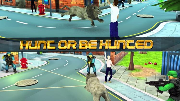 Lion City Simulator 3D