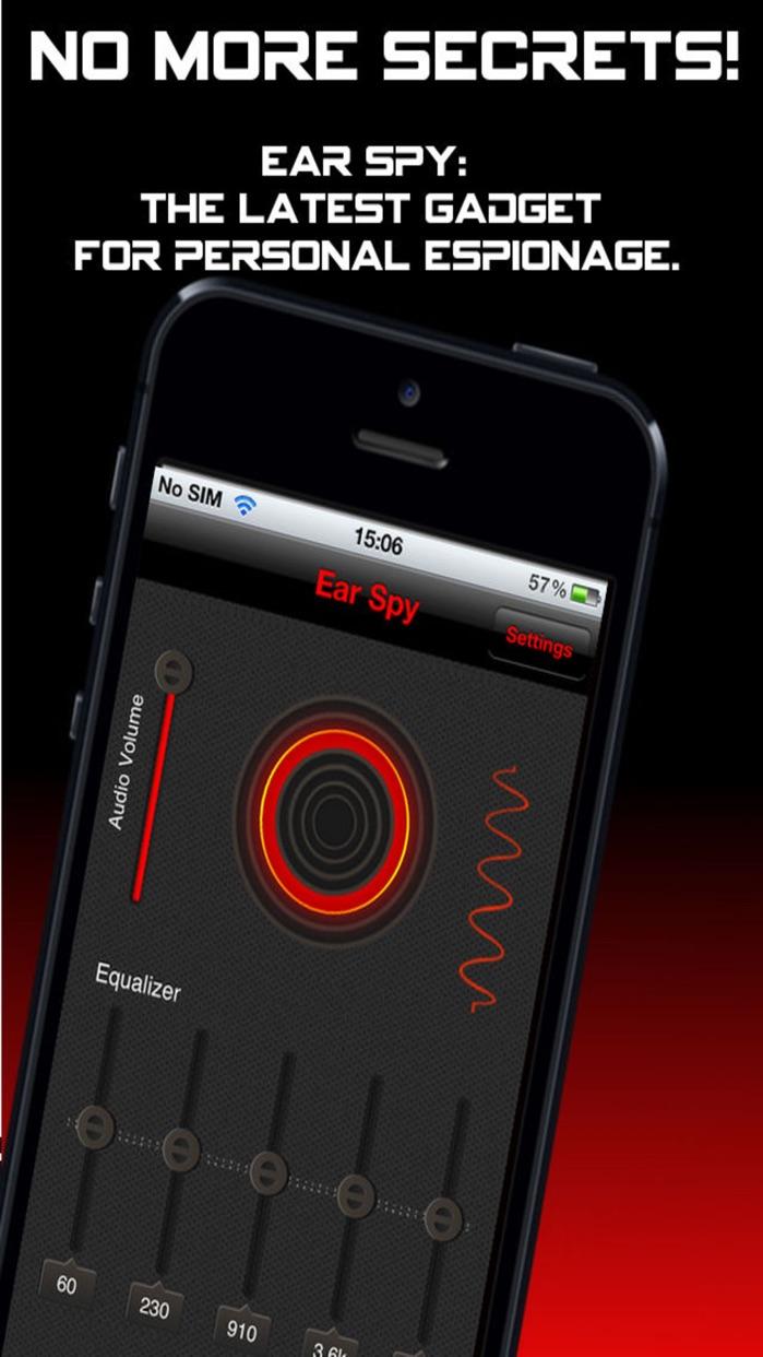 Ear Spy: Super Hearing Screenshot