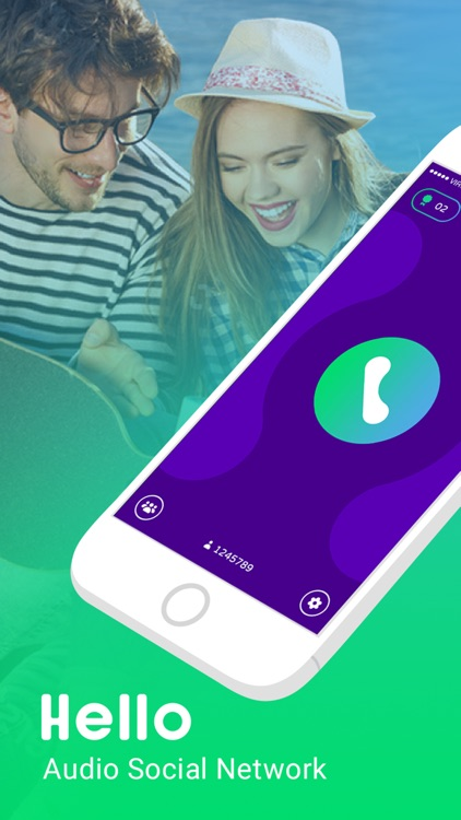 Hello - Audio Social Network