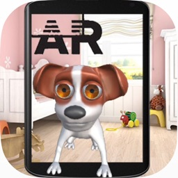 Dog Pet for Tamagotchi : Augmented Reality Edition