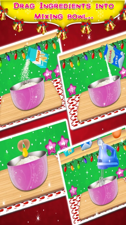 Xmas Birthday Cake Maker screenshot-1