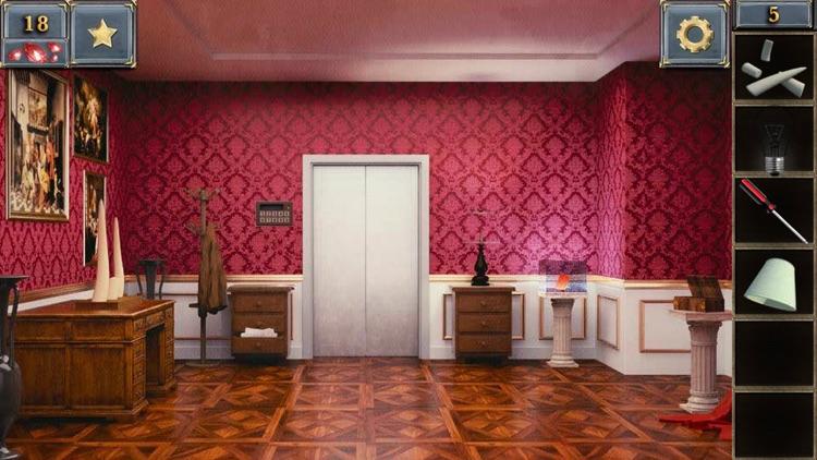 密室逃脫:逃出神秘宮殿9