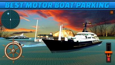 モーターボート駐車場とクルーズ船シミュレータ2017のおすすめ画像3