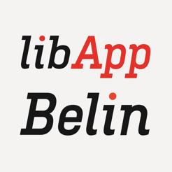 Libapp Belin Dans L App Store
