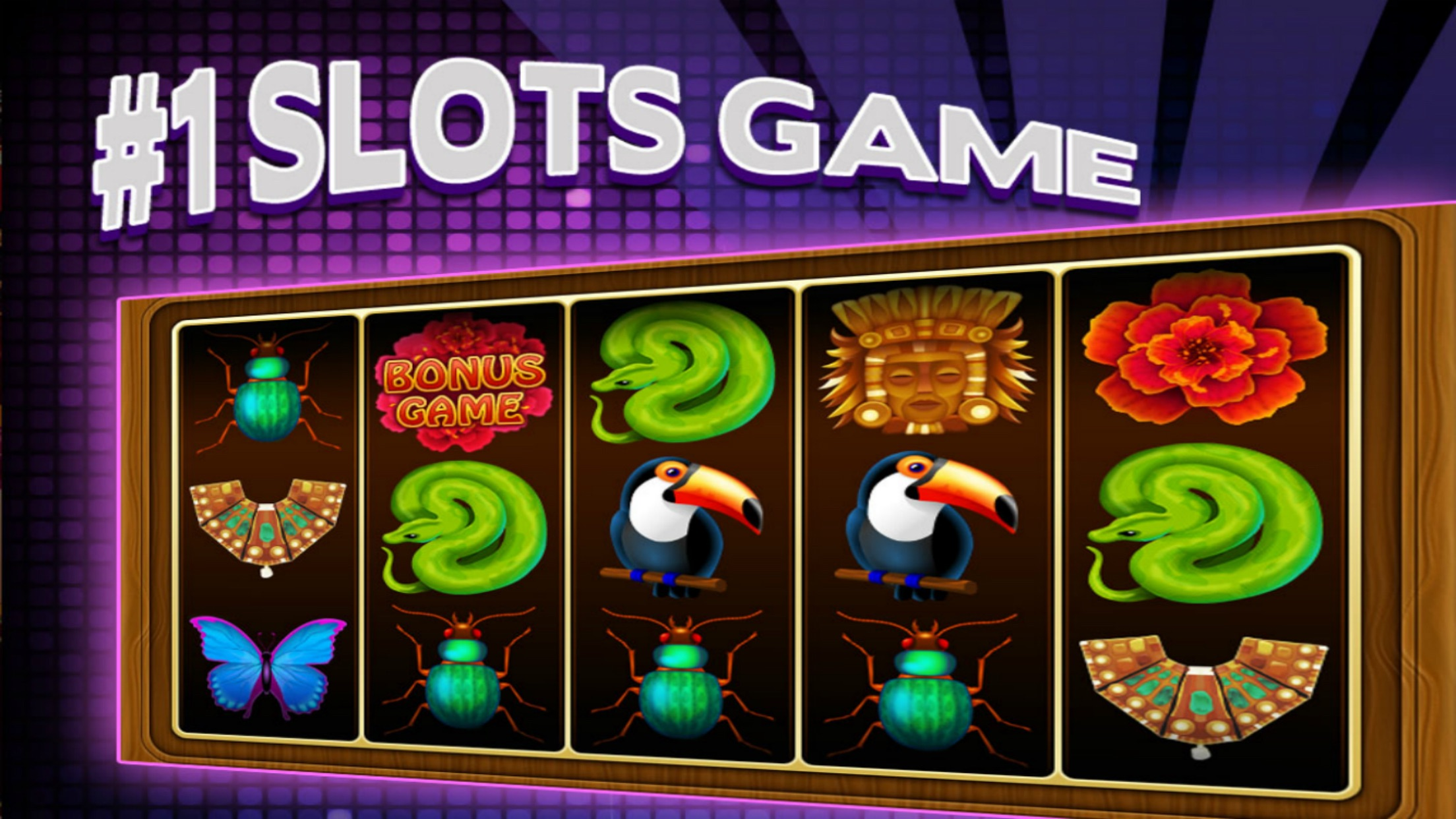 Slot Machine Games - Forest Pixie Screenshot