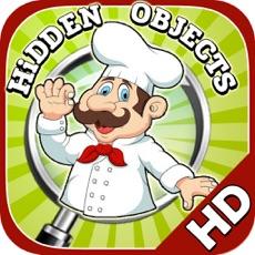 Activities of Hidden Objects:Cooking Academy Hidden Object