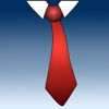 vTie Premium - slips guide - tie a tie guide with style for occasions like a business meeting, interview, wedding, party