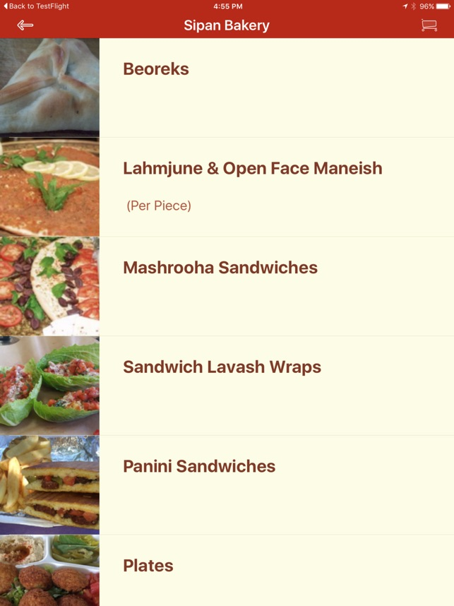 sipan bakery glendale on the app store